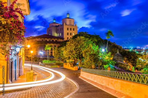 Cadres-photo bureau Caraibes San Juan Puerto Rico