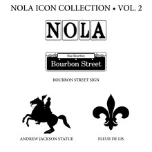 New Orleans Icon Collection Vo...