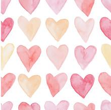 Happy Valentines Day Watercolo...