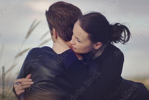 Fotografia  Romantic couple