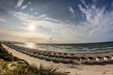 Fototapeta Fototapety z morzem do Twojej sypialni - Plaża w danii