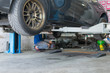 Checking car suspension