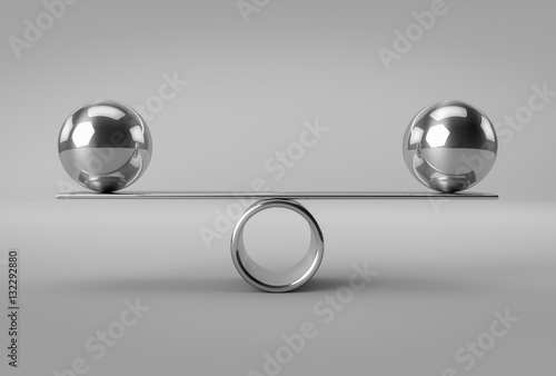 Fotografia Balance Concept