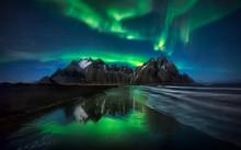 Stokksnes Northern Lights Gree...