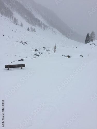Fotografia, Obraz  valle aurina