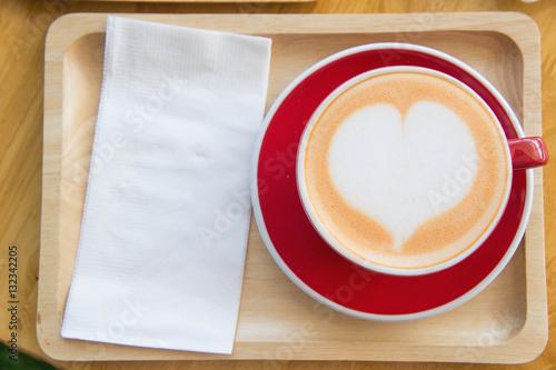 Foto op Plexiglas tea, green, cup, coffee, latte, shop, background, table, hot, beverage, drink, cafe, white, milk, top, wood, fresh, food, healthy, art, sweet, morning, japanese, herb, break, set, glass, nutrition, wa