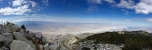 View Of Palm Desert From The Top Of San Jacinto