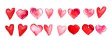 Vector Valentine Day Hand Draw...