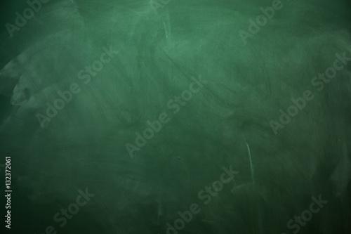 Fotografia Blank green chalkboard