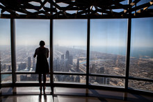Burj Khalifa Interior View
