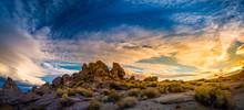 Pyramid Lake Nevada Tufas At S...