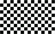 Square Black And White Checker...