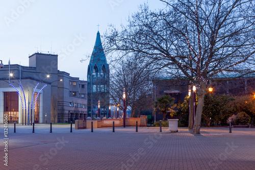 Photo  Basildon town centre