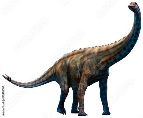 Photo  Spinophorosaurus
