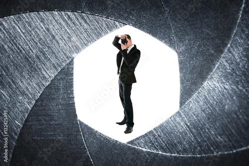 Fotografía  photographer. spy.
