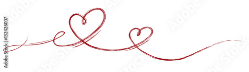 Foto  Heart for Valentine's Day Mothers Day Wedding Birthday