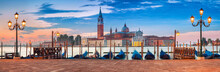 Venice Panorama. Panoramic Ima...