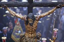 Cristo Crucificado En Sevilla