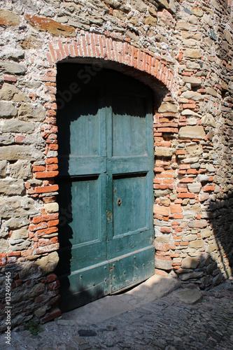 Fotografie, Obraz  Doria Castle in Mornese