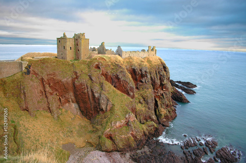 Photo  Dunnottar Castle, Scotland