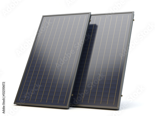 Obraz Solar collector - fototapety do salonu