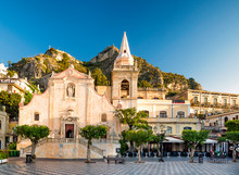 Church Of San Giuseppe In Taor...