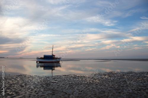 Foto op Aluminium Noordzee An der Nordsee/Wattenmeer