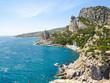 Sea coast of Crimea