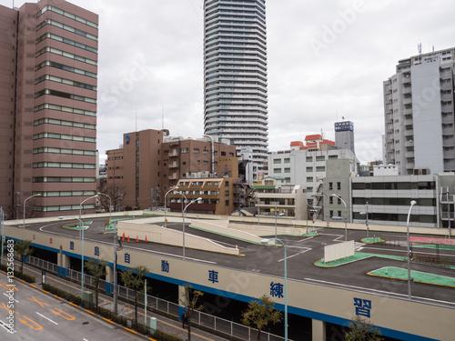 Fototapety, obrazy: Japan Tokyo in Sunshine City