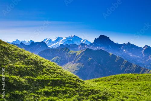 In de dag Bergen Montagne