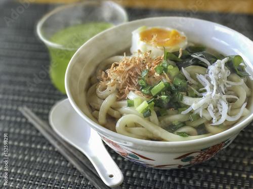 Photo  Japanese cuisine,udon