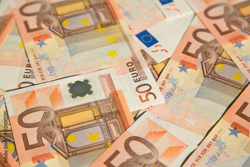 Foto op Aluminium Imagination 50 euro