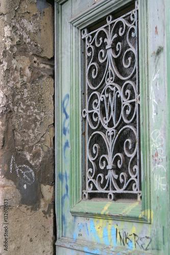 Valokuva  marode Häuser und Haustüren