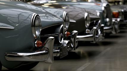 Starinski automobil