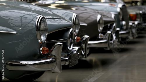 Cadres-photo bureau Vintage voitures oldtimer