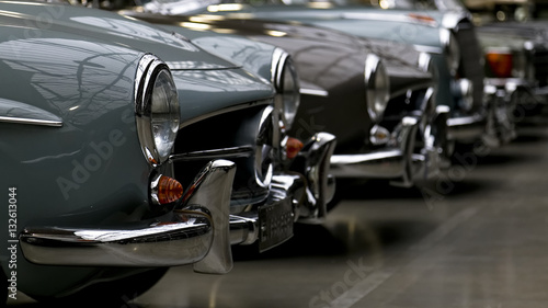 Stickers pour porte Vintage voitures oldtimer