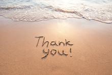 Thank You, Gratitude Concept, ...