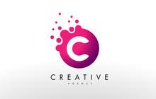 Letter C Logo. C Letter Design...