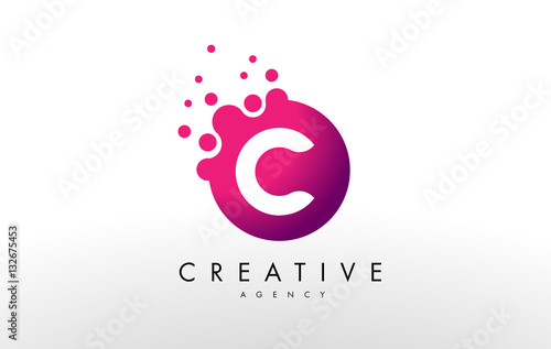 Letter C Logo. C Letter Design Vector