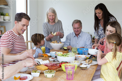 Photo  Family Lunch Platter