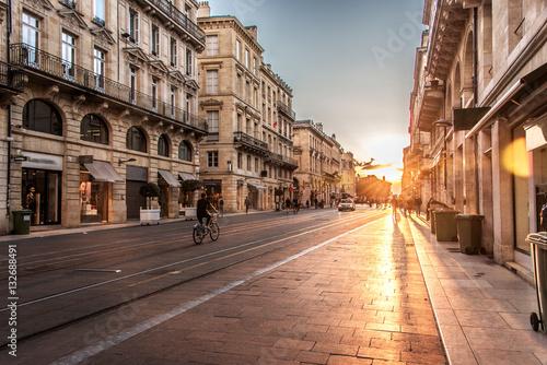 Kurs Bordeaux Intendance o zmierzchu
