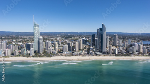 Surfers Paradise, Gold Coast Canvas-taulu