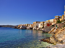 Little Venice On Syros Island,...