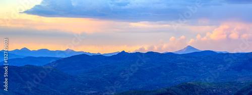 Fototapety, obrazy: Steamboat Sunset
