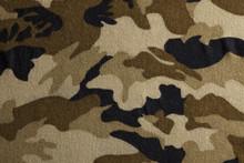 Military Fabric Pattern