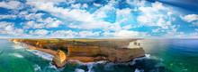 Panoramic Aerial View Of Twelv...