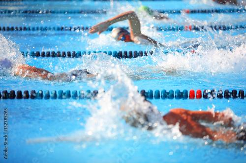 Fotografía  Freestyle race