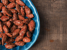 Sweet Roasted Almonds