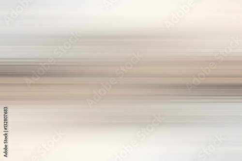 Fotografia  gray beige background blur motion line gradient
