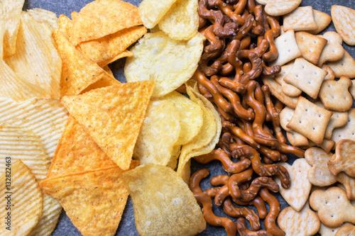Fotografía  Snacks